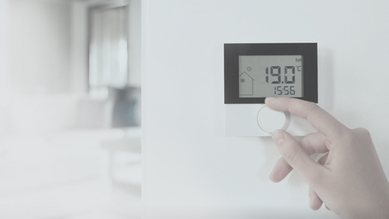 Room-by-room temperature control